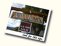 The Villa Bar & Grill