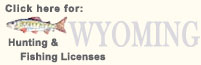 Wyoming Hunting & Fishing Licenses and Permits